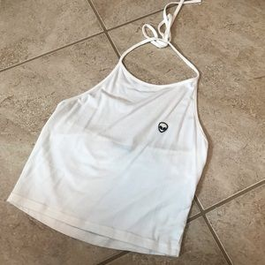 Tops - Brandy Melville alien halter top